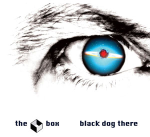 black dog there the box